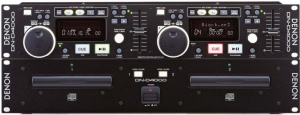 Denon Dual CD Player