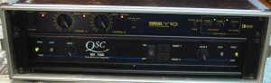 QSC 1500 Amplifier